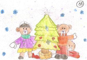 La Navidad de los osos